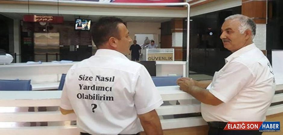 Osmaniye Devlet Hastanesi'nden Örnek Uygulama