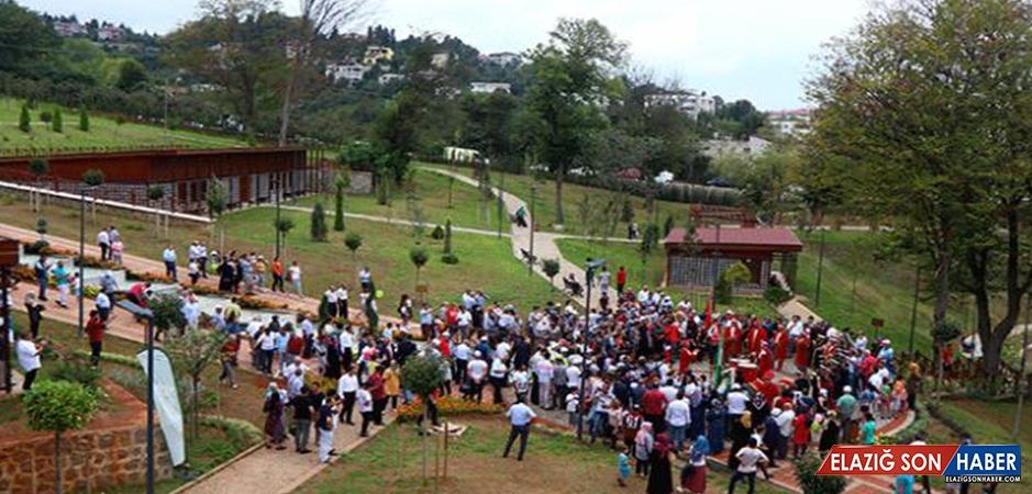 Trabzon Botanik Parkı Ziyarete Açıldı