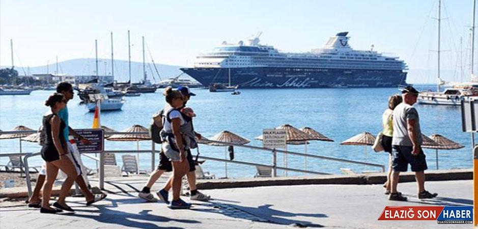 Turizmde Hedef; Gayri Safi Milli Hasılanın Yüzde 8'ine Ulaşmak