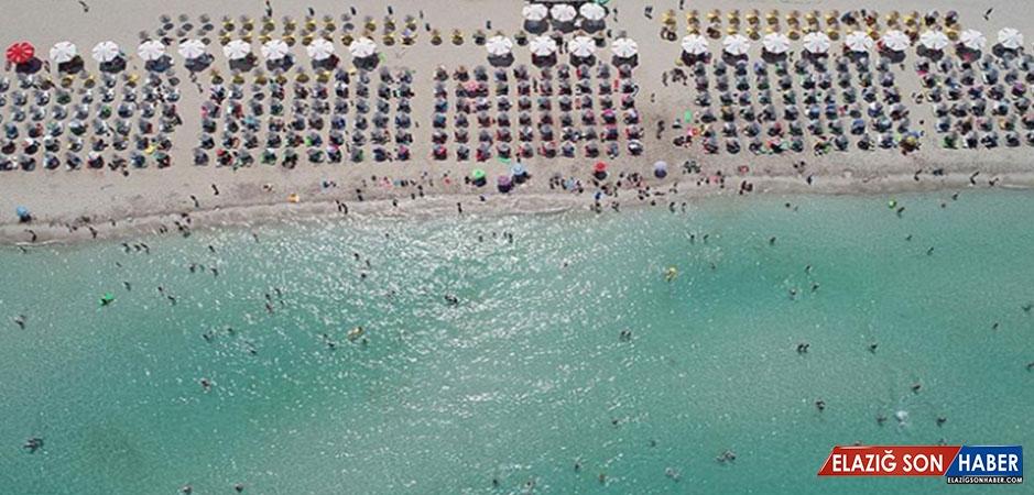 Türkiye 7 Ayda 22 Milyon Ziyaretçi Ağırladı