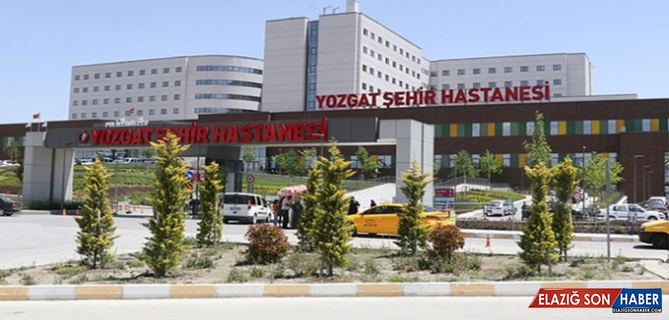 Yozgat Şehir Hastanesi Kaç Hastaya Hizmet Verdi