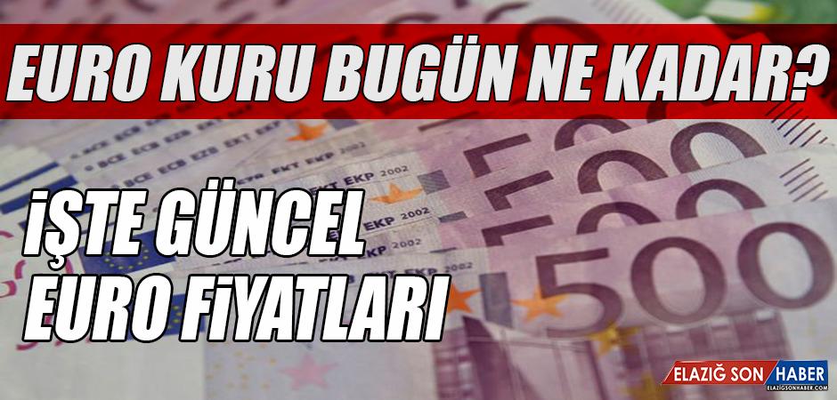 25 Eylül Euro Fiyatları