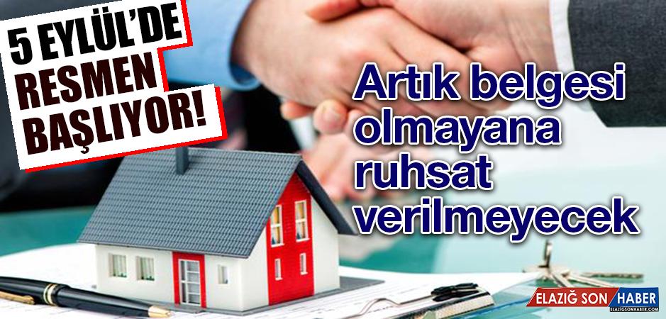 5 EYLÜL'DE RESMEN BAŞLIYOR!