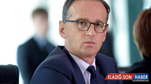 Alman Dışişleri Bakanı'ndan Ülkesine Irkçılık Eleştirisi