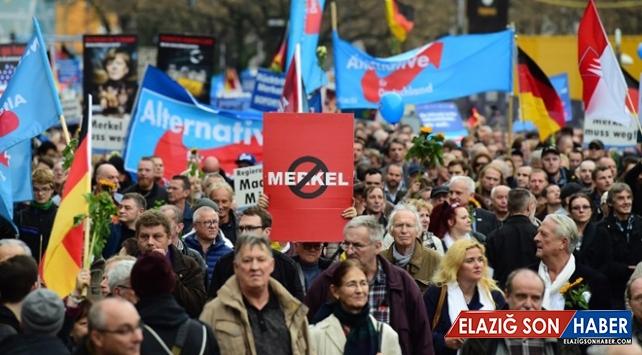 Almanya'da Aşırı sağcı AfD'nin İzlenmesi Talep Edildi