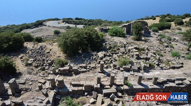 Assos Antik Kenti'nin hedefi: Dünya Miras Listesi