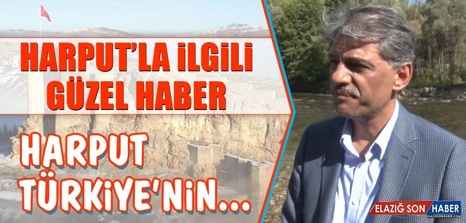 Bakan Yardımcısı Alpaslan'dan Harput'la İlgili Açıklama
