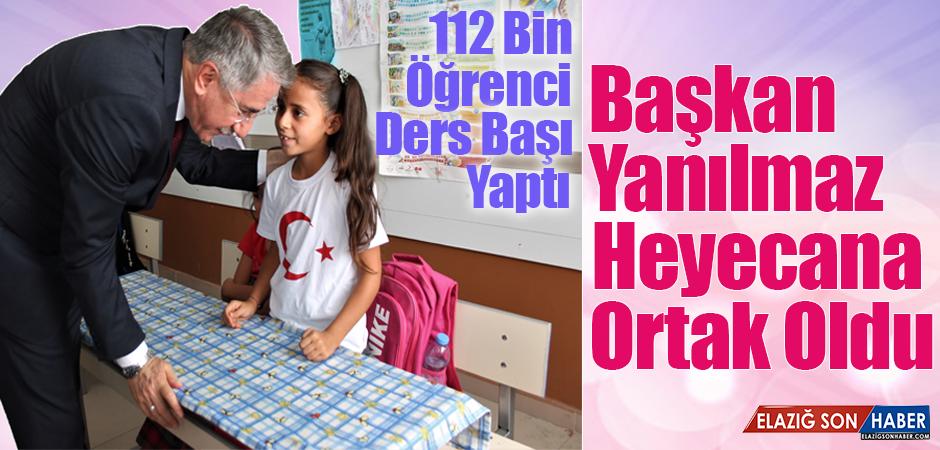 Başkan Mücahit Yanılmaz Okulları Ziyaret Etti