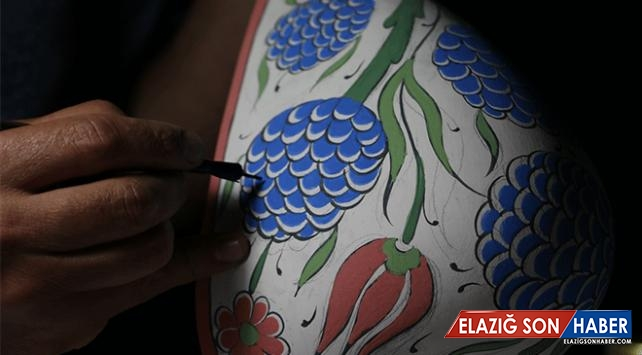 Çini ve seramikte dayanıklılığı artıracak yöntem geliştirdi