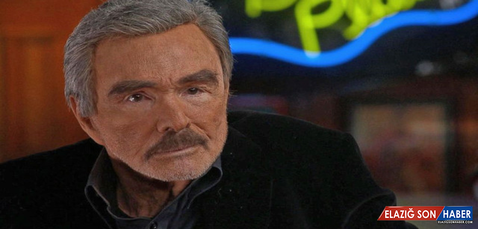 Dünyaca Ünlü Aktör Burt Reynolds, 82 Yaşında Hayatını Kaybetti