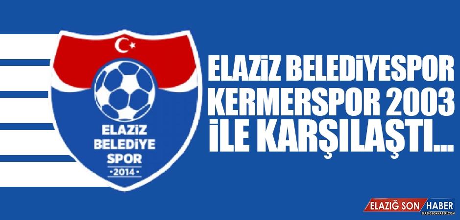 Elaziz Belediyespor - Kemerspor 2003 Maç Sonucu