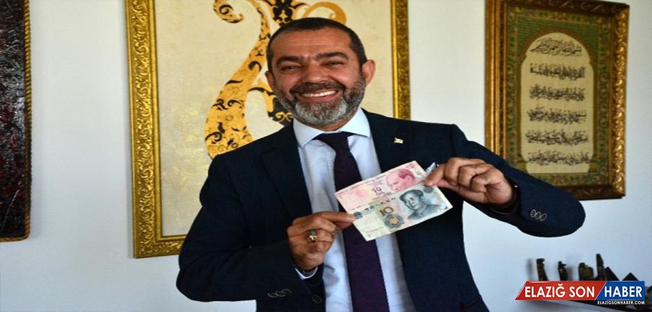 Erdoğan'ın Tavsiyesiyle Bir İlki Gerçekleştirdi! Ticarette Dolar Yerine Yuan Kullandı