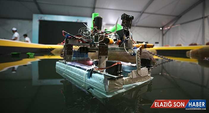 Fatih Sultan Mehmet'ten ilham alıp fetih robotu yaptılar