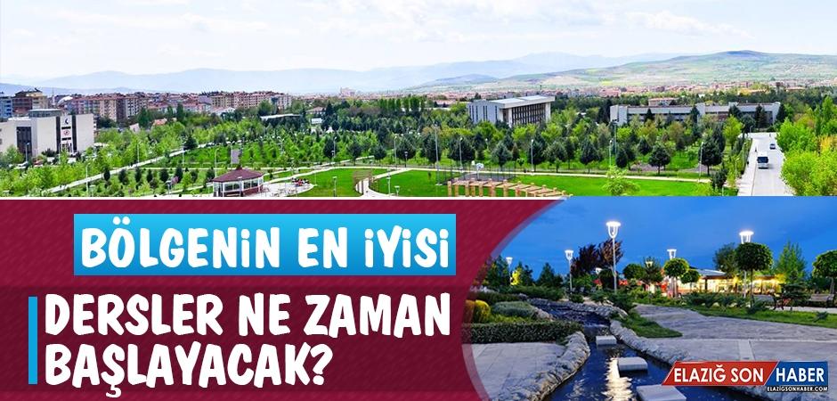 Fırat Üniversitesi 2018 - 2019 Akademik Takvimi