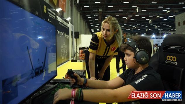 'GameX 2018' Dijital Oyun ve Eğlence Fuarı' İstanbul'da başladı