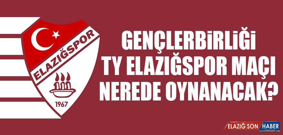 Gençlerbirliği-TY Elazığspor Maçı Saat Kaçta Başlayacak?