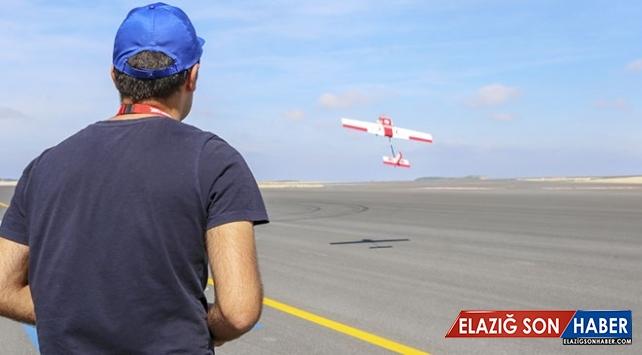 Gençlerin hayalleri İstanbul Yeni Havalimanı'nda göklere yükseldi