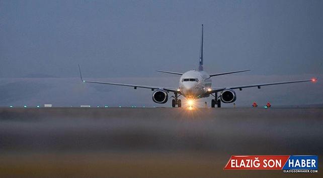 Havayolu yolcu sayısı ilk defa 4 milyarı geçti