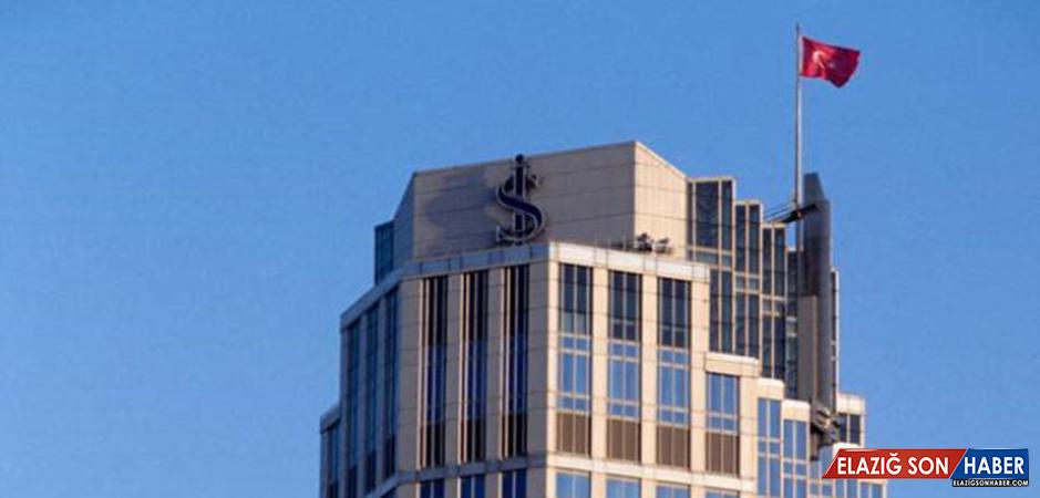 İş Bankası'nın Hisseleri Yüzde 4'lük Düşüş Yaşadı