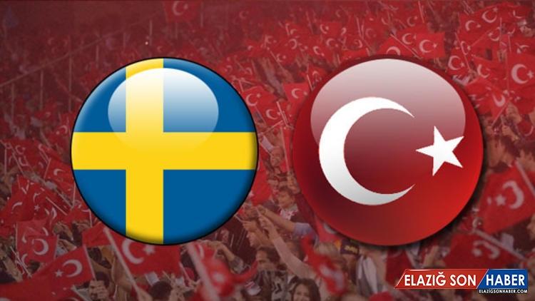 İsveç Türkiye Maçı Bu Akşam Saat Kaçta Canlı Olarak Yayınlanacak? Milli Maç Hangi Kanalda?