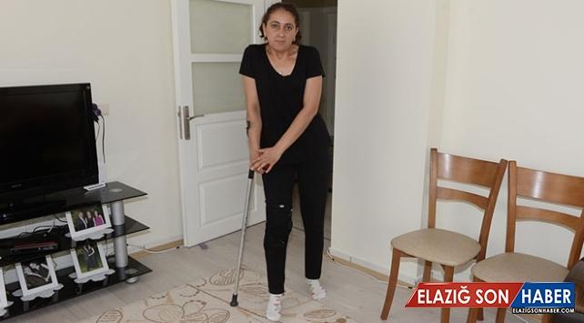 Kas hastası annenin tek umudu kök hücre tedavisi