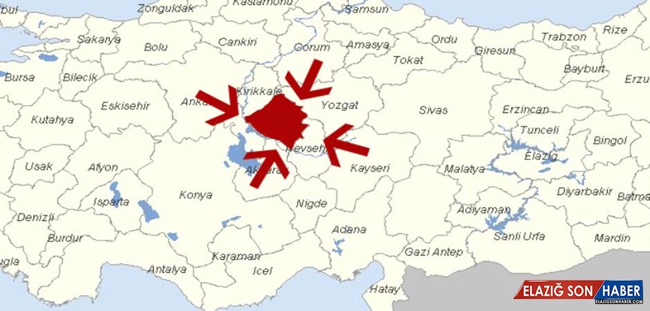 Kırşehir'in Hızlı Nüfus Artışının Nedeni Belli Oldu