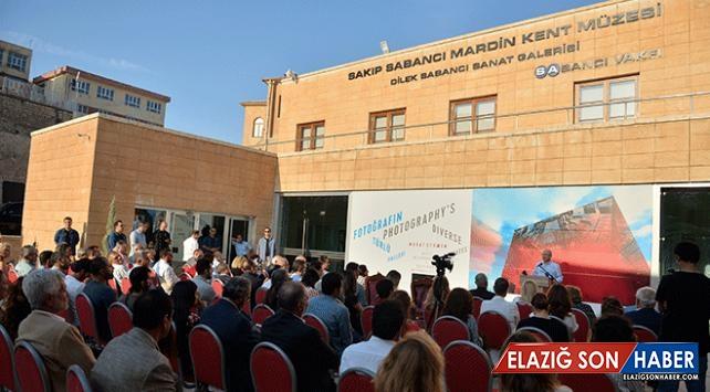 """Mardin'de """"Fotoğrafın Türlü Halleri"""" sergisi açıldı"""