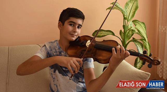 Mozart Ödülü sahibi Ali İnsan hedeflerini anlattı