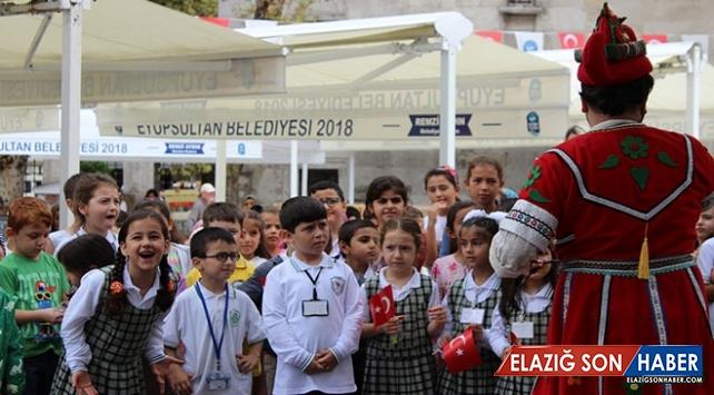 Osmanlı'nın 'Amin Alayları' geleneğiyle Eyüpsultan'da etkinlik