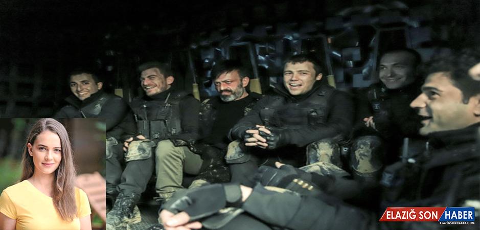 Oyuncu Ece Çeşmioğlu, Söz Dizisinin Kadrosuna Dahil Oldu