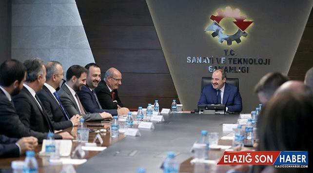 Sanayi ve Teknoloji Bakanı Varank: Eylem planını üreticinin yükünü azaltmak için hazırladık