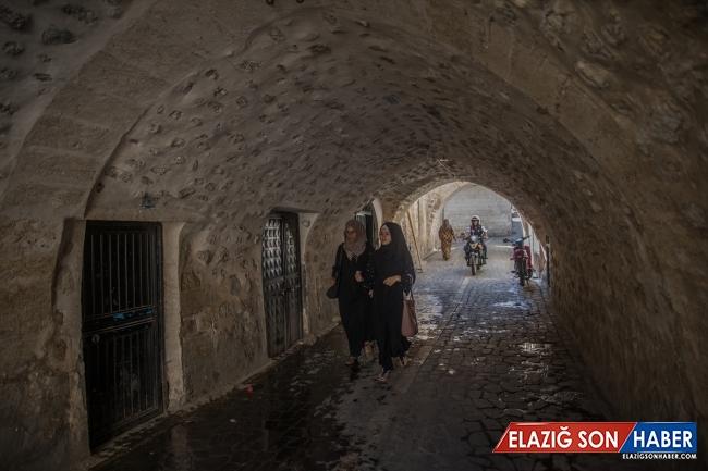 Şanlıurfa'nın tarihi sokakları turizme hizmet edecek