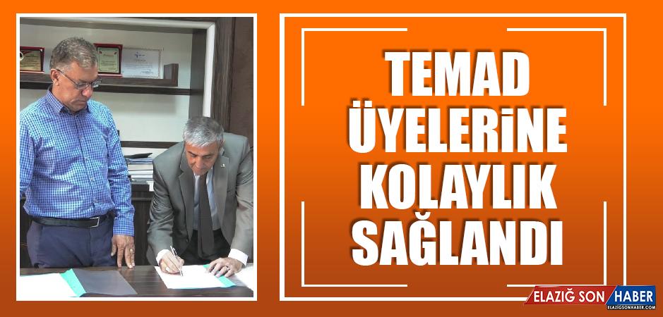 TEMAD Üyeleri Anadolu Hastanesinden İndirimli Yararlanacak