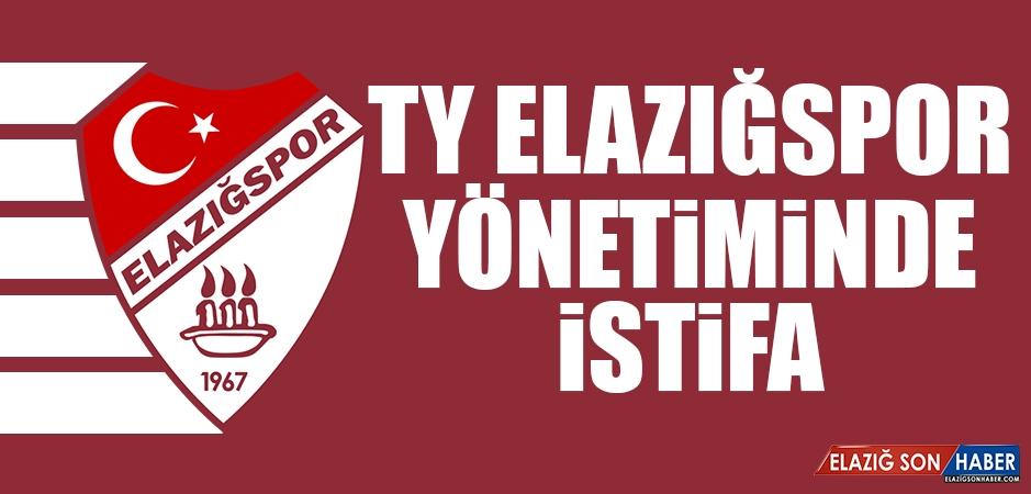 Tetiş Yapı Elazığspor Yönetiminde İstifa