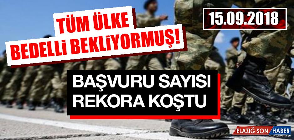 TÜM ÜLKE BEDELLİ BEKLİYORMUŞ!
