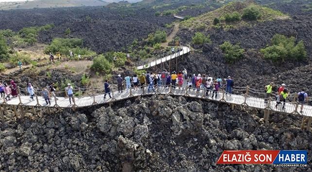 Türkiye'nin jeolojik yapısına ışık tutan Kula Jeoparkı
