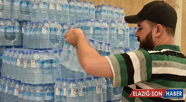 Türkmenlerden Basra'ya İçme Suyu Yardımı