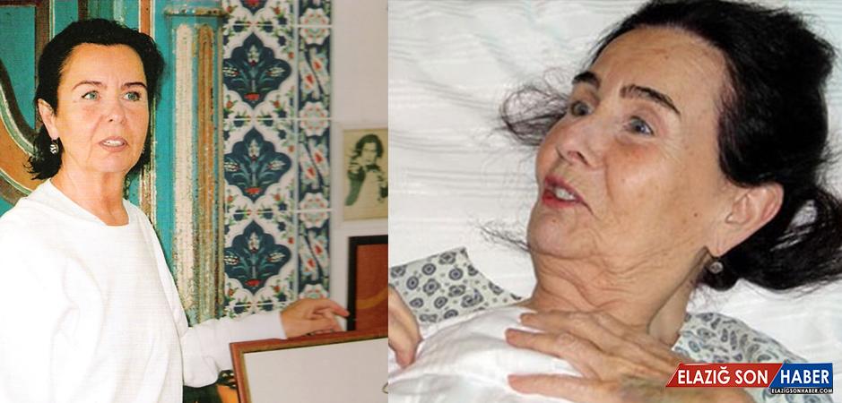 Usta Oyuncu Fatma Girik, Evinde Düşerek Ayağını Çatlattı