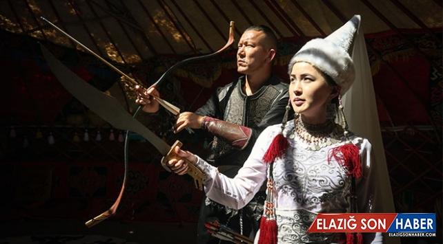 """Van'daki Kırgızların Ekmek Kapısı """"kültürleri"""""""