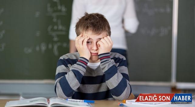 Vitamin eksikliği çocukların okuldaki başarısını etkiliyor