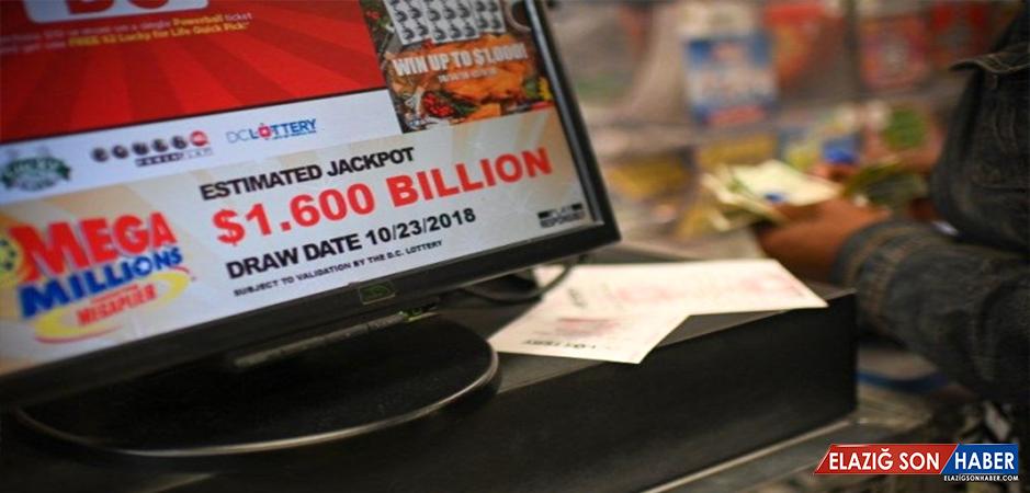 1,6 Milyar Dolarlık Loto, Bir Kişiye Çıktı