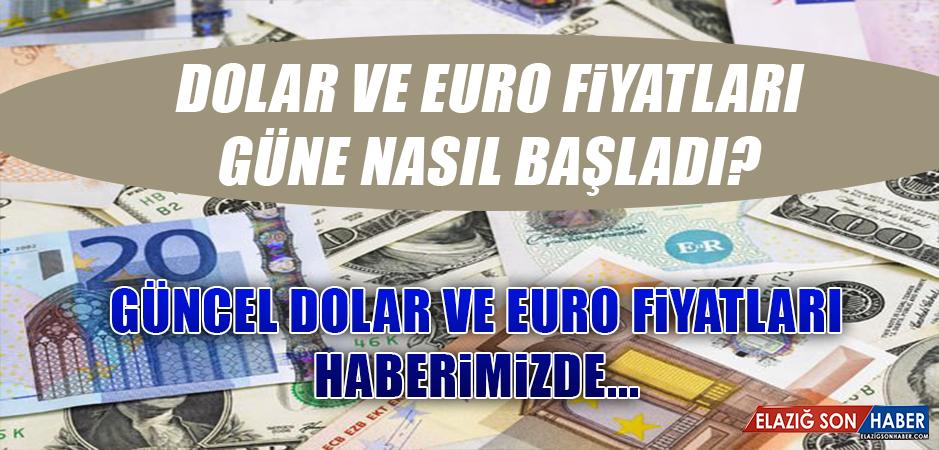 28 Ekim Dolar ve Euro Fiyatları