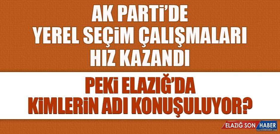 AK Parti'de Belediye Başkan Aday Adaylığı İçin Kimlerin Adı Konuşuluyor