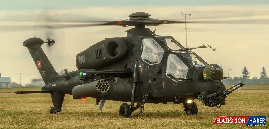 ATAK helikopterine yerli ve milli mitralyöz