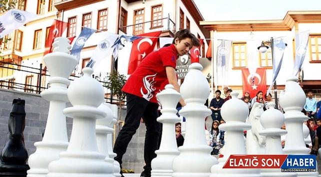 Başkentin satranç müzesi 3 yaşında