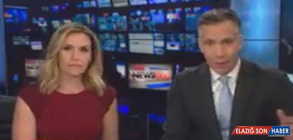 CNN Binasında Bomba Alarmı: Canlı Yayını Kesip Binayı Terk Ettiler