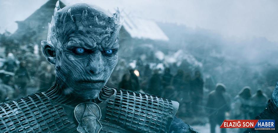 Game of Thrones'un Yazarı, Ak Gezenlerin Küresel Isınmayı Temsil Ettiğini Açıkladı
