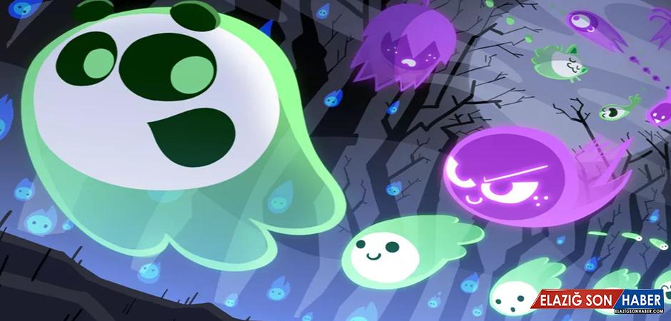 Google, Cadılar Bayramı'na Özel Çok Oyunculu Doodle Çıkardı