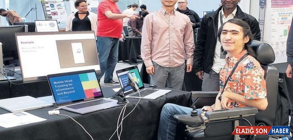 Google'dan Burs Alan Türk Gencinden Engelliler İçin Mükemmel Proje