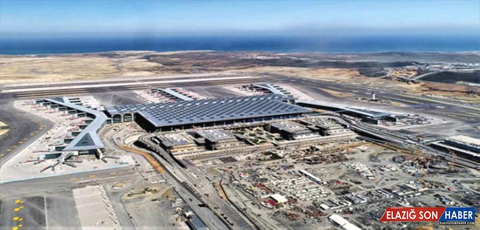 İsmini Erdoğan'ın Açıkladığı İstanbul Havalimanının Alan Adı 16 Yıl Önce Alınmış